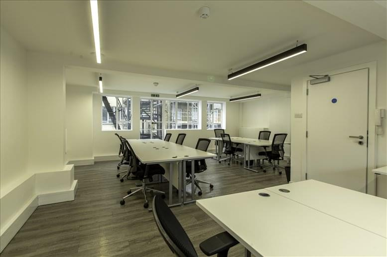 Image of Offices available in Baker Street: 12 David Mews, Marylebone