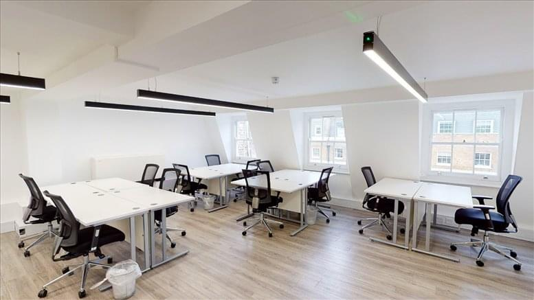Image of Offices available in Baker Street: 116 Baker Street, Marylebone