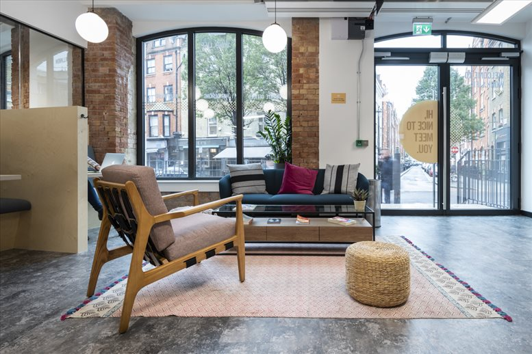 Office for Rent on 33 Foley Street, Fitzrovia Fitzrovia