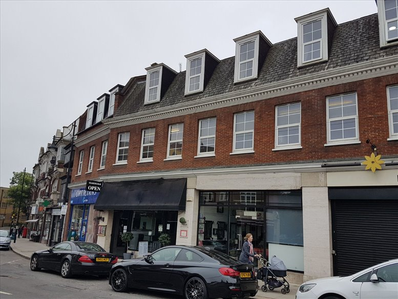 Telecom House, 15 The Broadway, Woodford Green Office for Rent Woodford