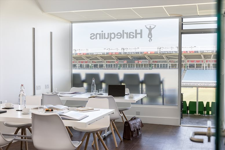 Photo of Office Space on The Twickenham Stoop Stadium, Langhorn Drive Twickenham