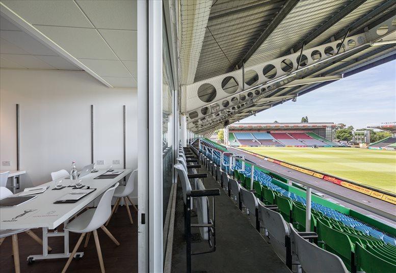Image of Offices available in Twickenham: The Twickenham Stoop Stadium, Langhorn Drive