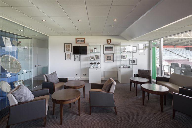 Rent Twickenham Office Space on The Twickenham Stoop Stadium, Langhorn Drive