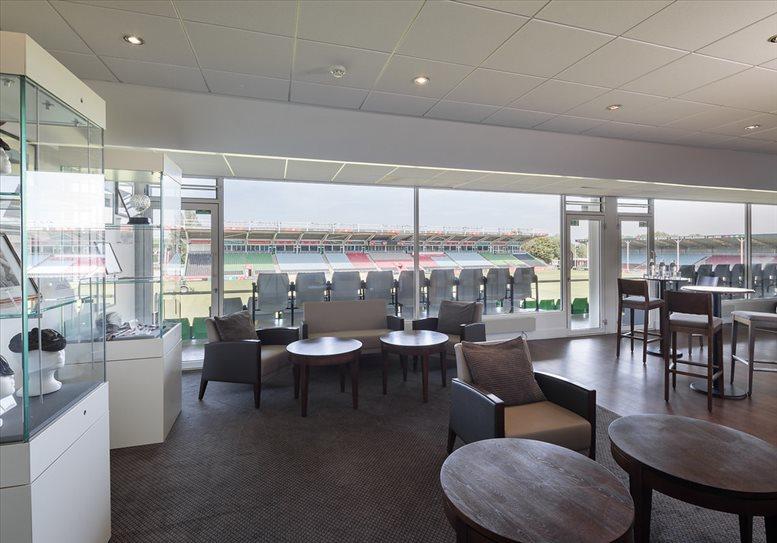 Photo of Office Space available to rent on The Twickenham Stoop Stadium, Langhorn Drive, Twickenham