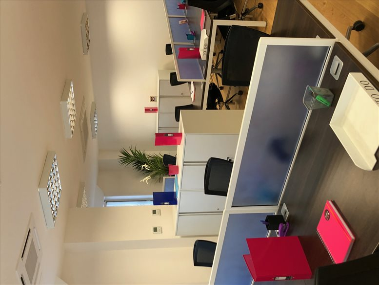 Picture of Broadway Studios, 20 Hammersmith Broadway Office Space for available in Hammersmith