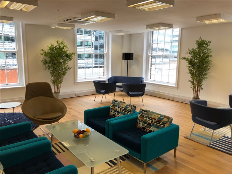 Image of Offices available in Hammersmith: Broadway Studios, 20 Hammersmith Broadway