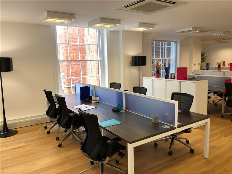Hammersmith Office Space for Rent on Broadway Studios, 20 Hammersmith Broadway