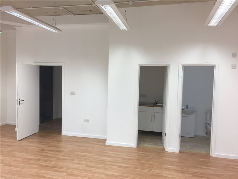 Image of Offices available in Deptford: California Building, Deals Gateway
