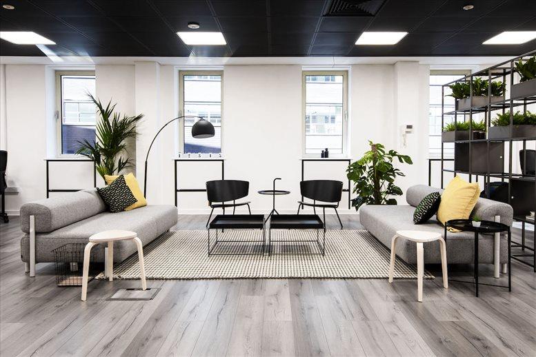 9 Hewett Street Office for Rent Shoreditch