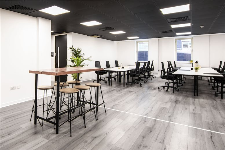 Shoreditch Office Space for Rent on 9 Hewett Street