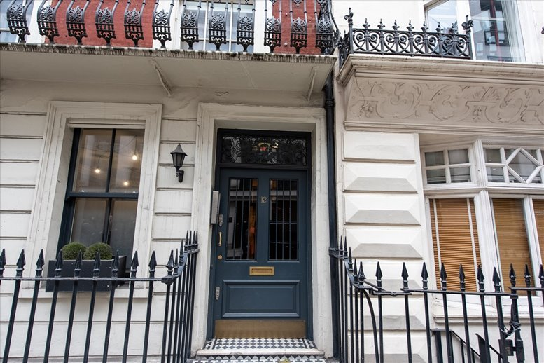 Photo of Office Space on 12 Bolton Street Mayfair