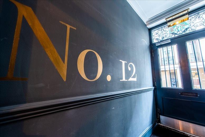 12 Bolton Street Office for Rent Mayfair