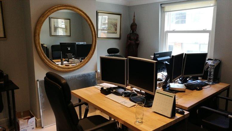 Office for Rent on 12 Bolton Street Mayfair