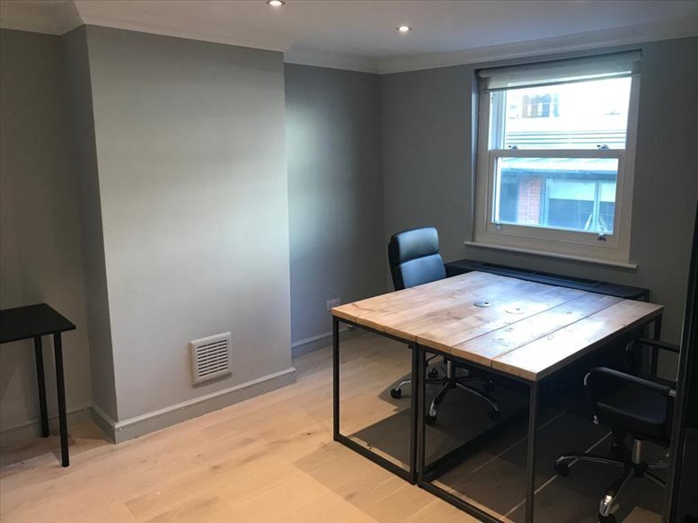 Image of Offices available in Mayfair: 12 Bolton Street