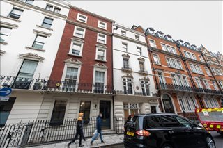 Photo of Office Space on 12 Bolton Street - Mayfair