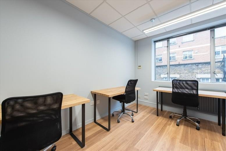 Image of Offices available in Marylebone: 22-25 Portman Close, Central London
