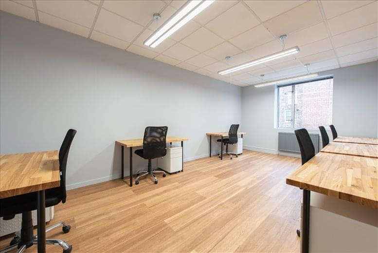 Marylebone Office Space for Rent on 22-25 Portman Close, Central London