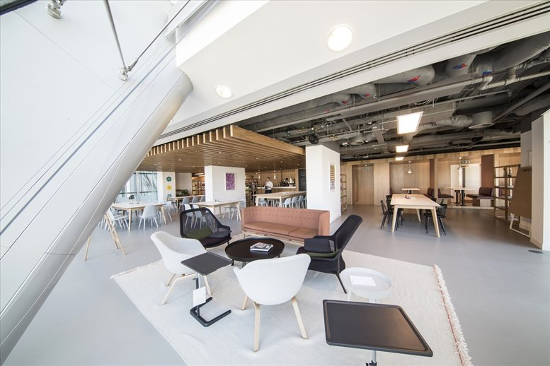 Image of Offices available in Old Street: The Epworth, 25 City Road, Shoreditch