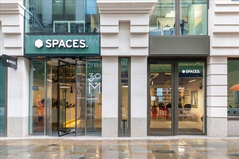 30 Moorgate, Central London Office Space Moorgate