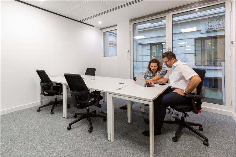 Photo of Office Space available to rent on 30 Moorgate, Central London, Moorgate
