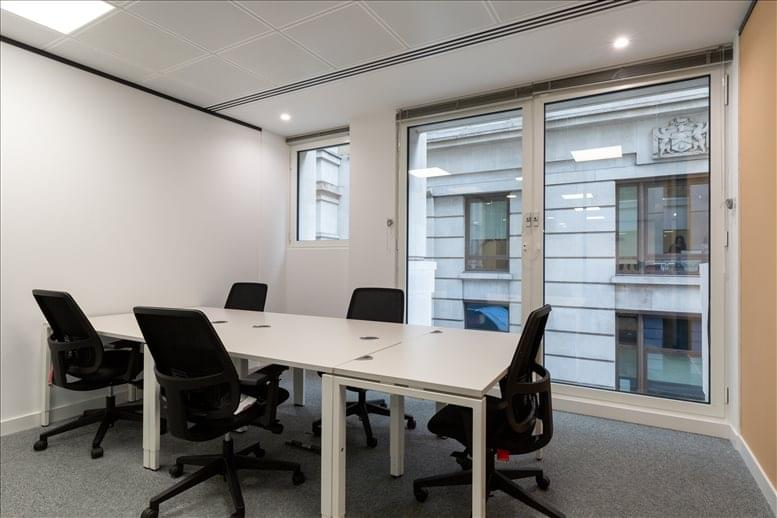 Photo of Office Space on 30 Moorgate, Central London Moorgate