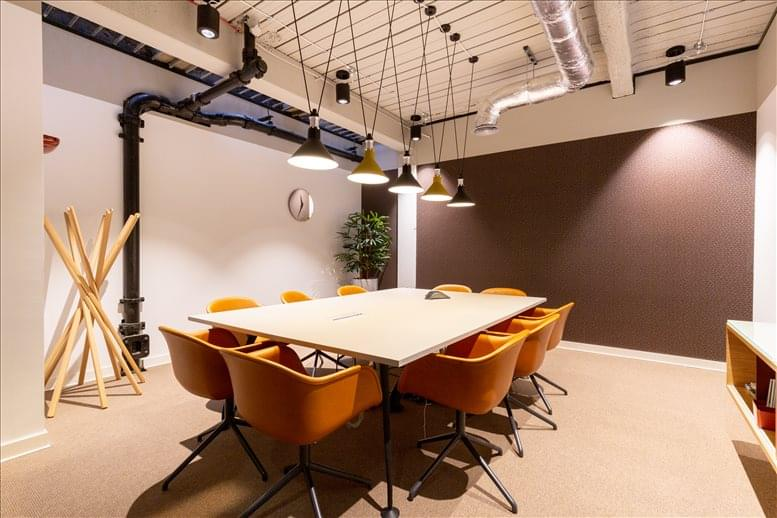 Picture of 30 Moorgate, Central London Office Space for available in Moorgate