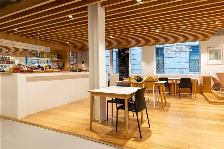 Rent Moorgate Office Space on 30 Moorgate, Central London