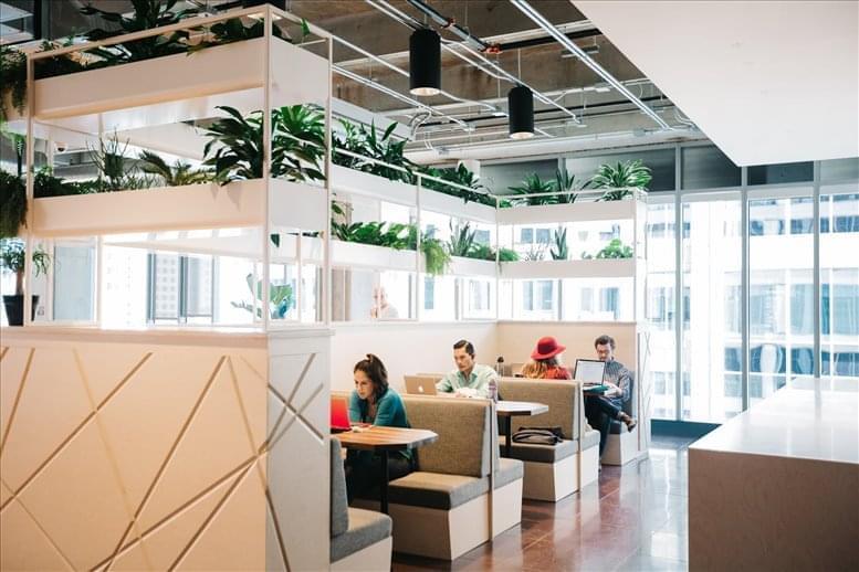 Photo of Office Space on 8 Devonshire Square, Spitalfields Bishopsgate