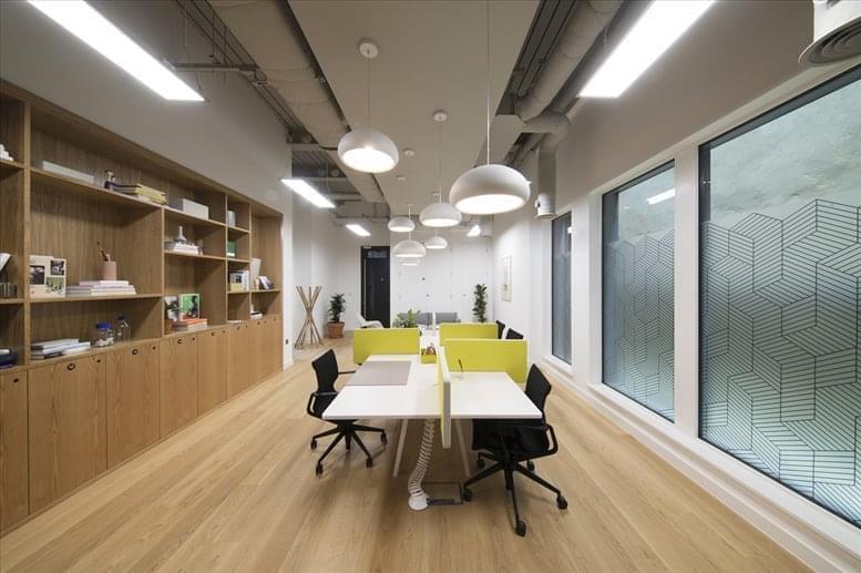 60 St Martins Lane, Covent Garden Office for Rent Covent Garden