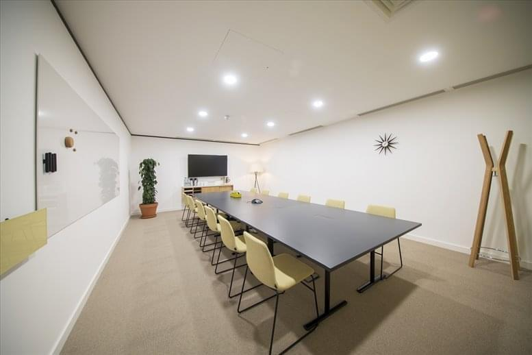 Covent Garden Office Space for Rent on 60 St Martins Lane, Covent Garden