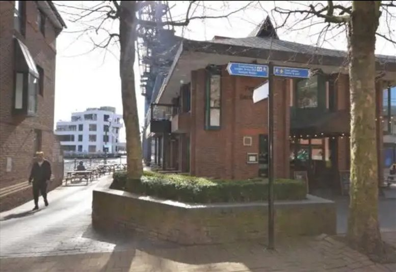 Picture of 19 Pepper Street, Isle of Dogs Office Space for available in Docklands