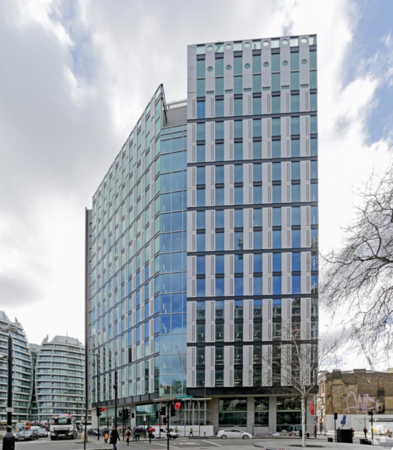The White Collar Factory, 1 Old Street Yard, Silicon Roundabout Office Space Old Street