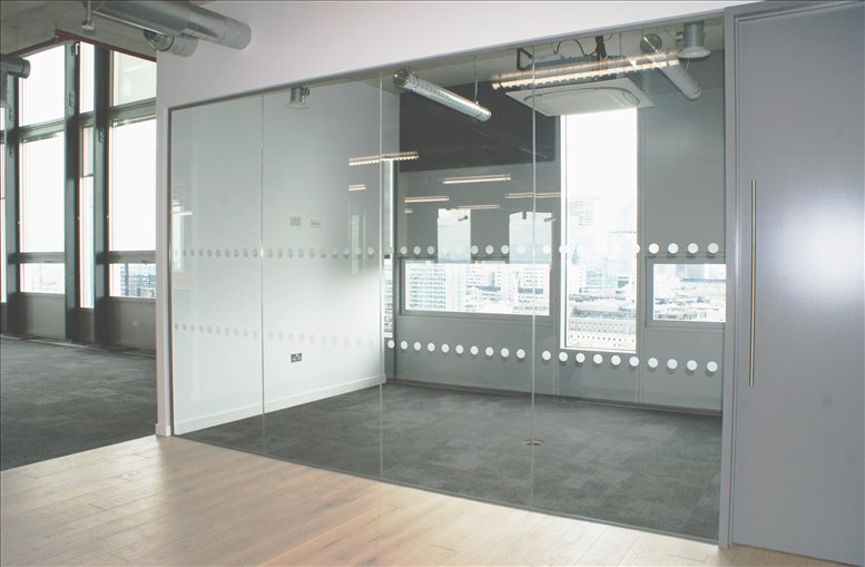 Picture of The White Collar Factory, 1 Old Street Yard, Silicon Roundabout Office Space for available in Old Street