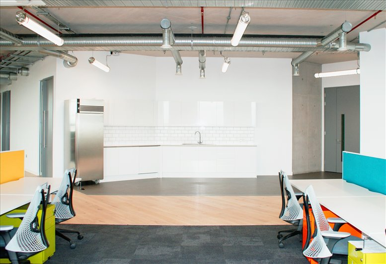 Office for Rent on The White Collar Factory, 1 Old Street Yard, Silicon Roundabout Old Street