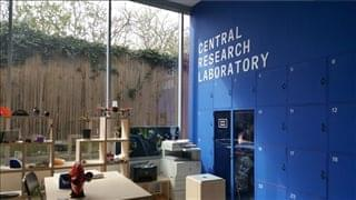 Photo of Office Space on Central Research Laboratory, The Old Vinyl Factory, 252 Blyth Rd - Hayes