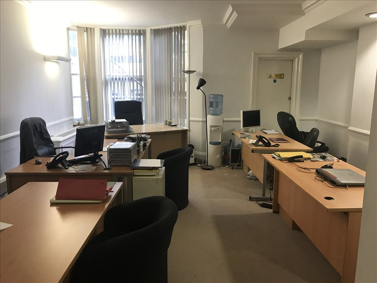 Office for Rent on 156-158 Buckingham Palace Road Victoria