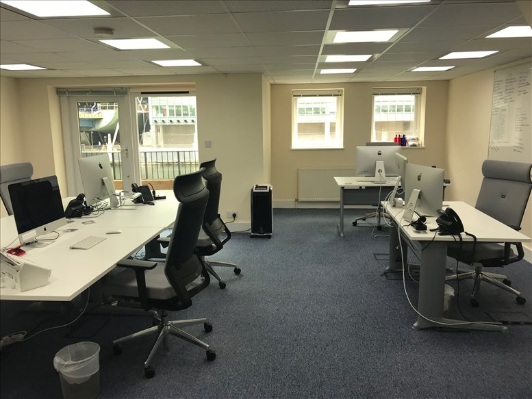 Picture of Cochrane House, Admirals Way, Isle of Dogs Office Space for available in Canary Wharf