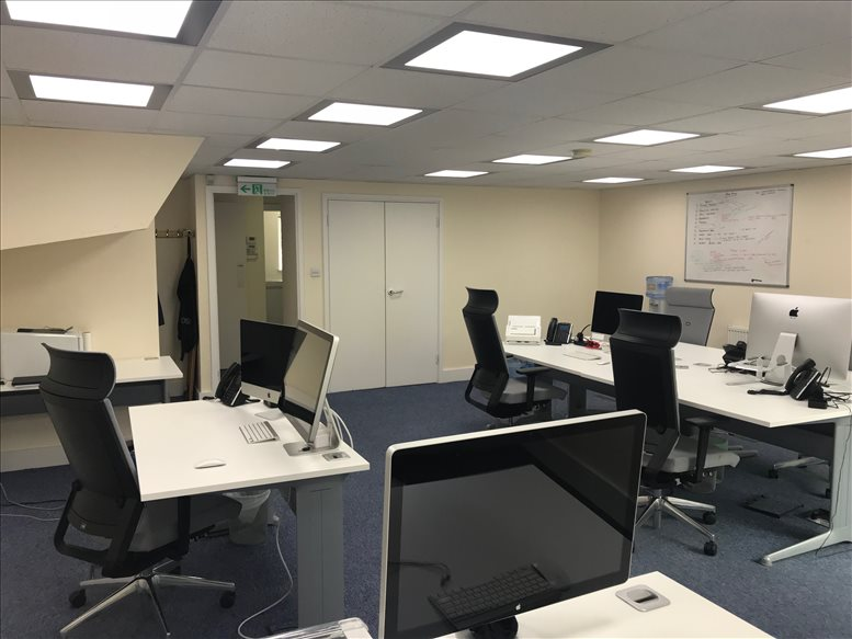 Canary Wharf Office Space for Rent on Cochrane House, Admirals Way, Isle of Dogs
