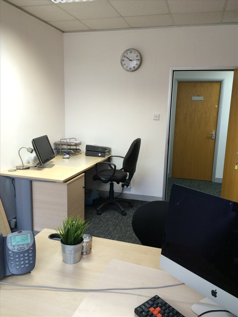 Picture of Pentax House, South Hill Avenue, Northolt Road Office Space for available in Harrow