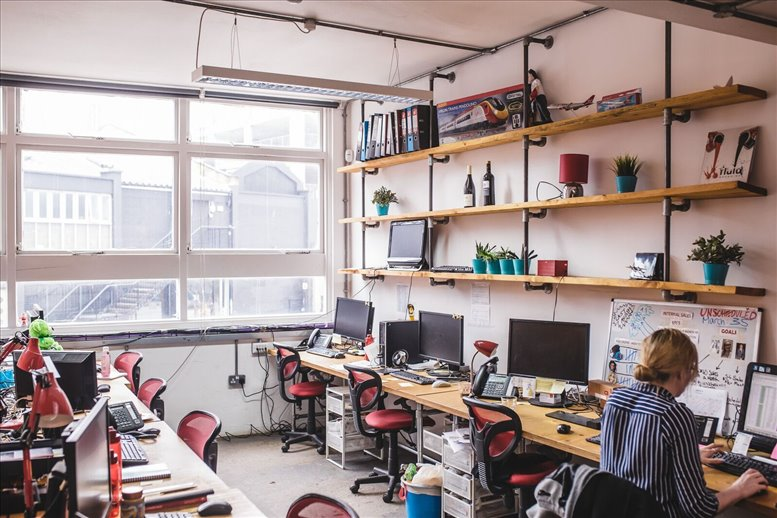 Image of Offices available in Bethnal Green: 11-12 The Oval, Bethnal Green