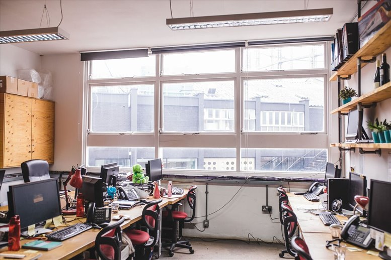 Bethnal Green Office Space for Rent on 11-12 The Oval, Bethnal Green
