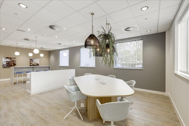 Image of Offices available in Enfield: Vision 25, Innova Park, Enfield