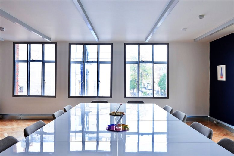 Photo of Office Space on 1 Charlotte Street, Fitzrovia Fitzrovia