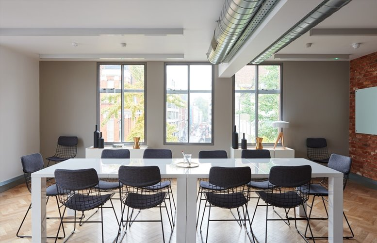 Image of Offices available in Fitzrovia: 1 Charlotte Street, Fitzrovia