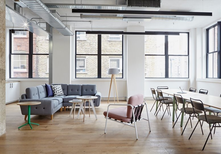 80 Clerkenwell Road Office Space Clerkenwell