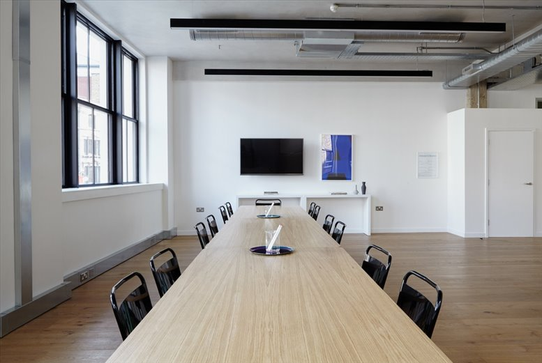 Image of Offices available in Clerkenwell: 80 Clerkenwell Road
