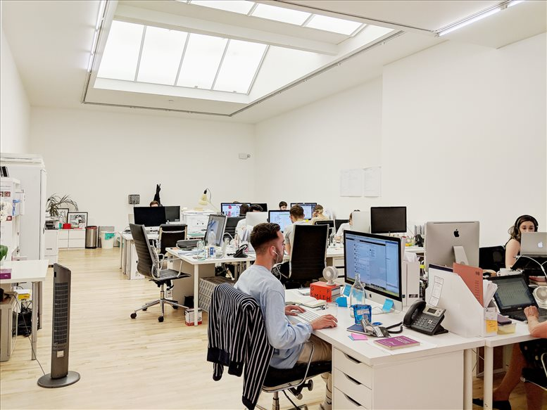 29 Charlotte Road, London Office for Rent Shoreditch