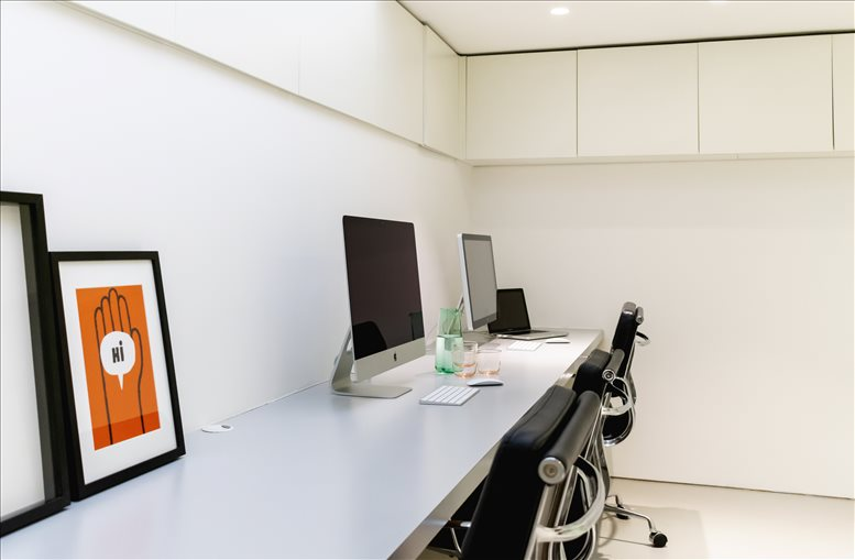 Image of Offices available in Shoreditch: 29 Charlotte Road, London