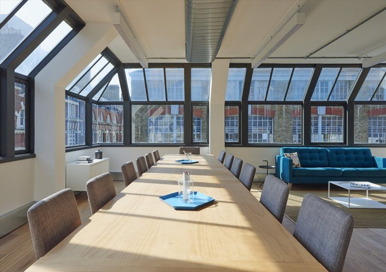 100 Clifton Street Office Space Shoreditch