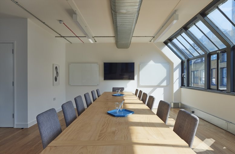 100 Clifton Street Office for Rent Shoreditch